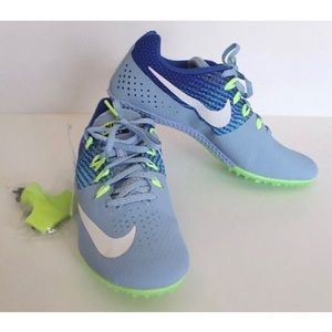 Nike Women's Zoom Revivals Run Track Shoes Size 9